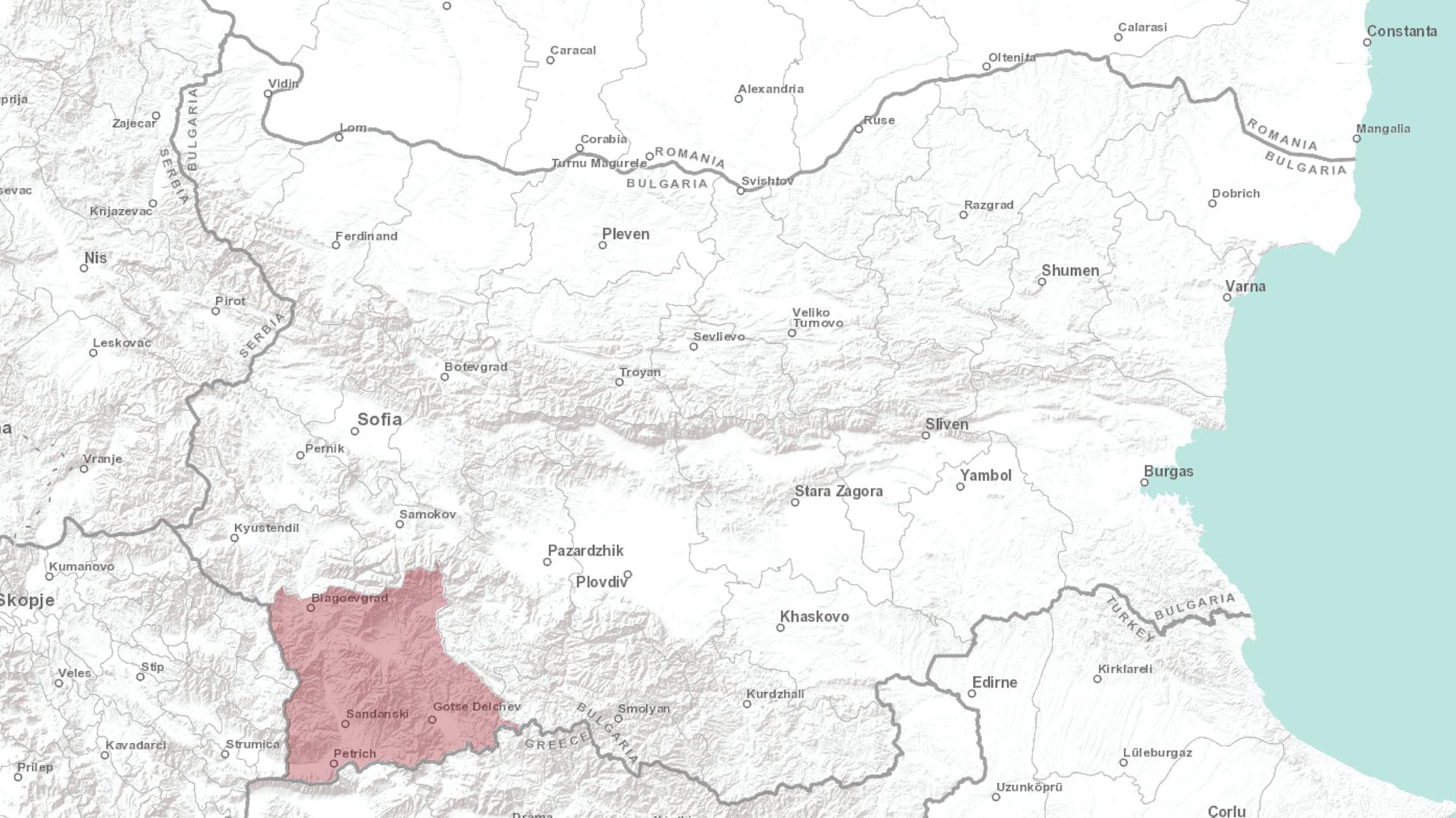 Blagoevgrad Province