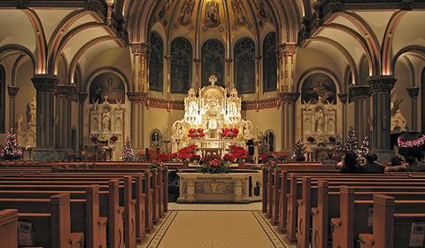 St. Vincent de Paul Parish (Photo Credit: R. Pateman)