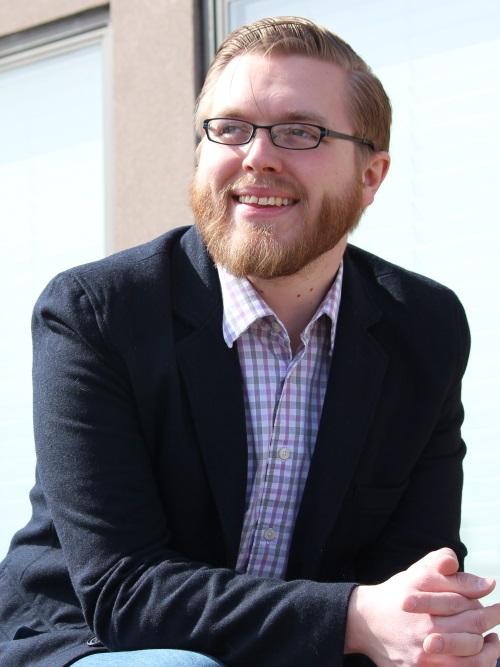 Eric Malmquist, composer (photo credit: Amanda Compton LoPresti)