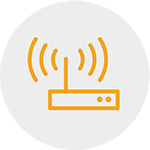 wireless networking icon