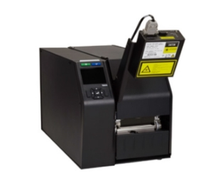 printronix t8000 barcode printer with verifier