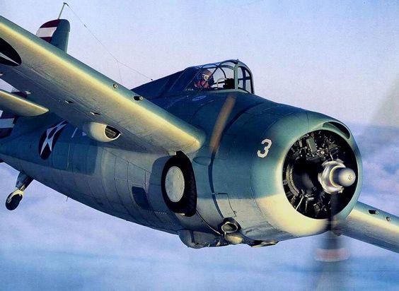 World War 2 Airplane with RFID