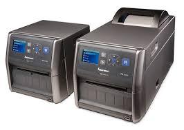 honeywell pt43 barcode printer