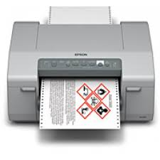 Epson C831 Color Label Printer