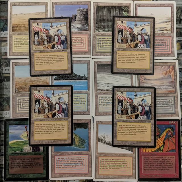 You already know we got the sweetest Magic inventory in the city ;) #yyc #mtg