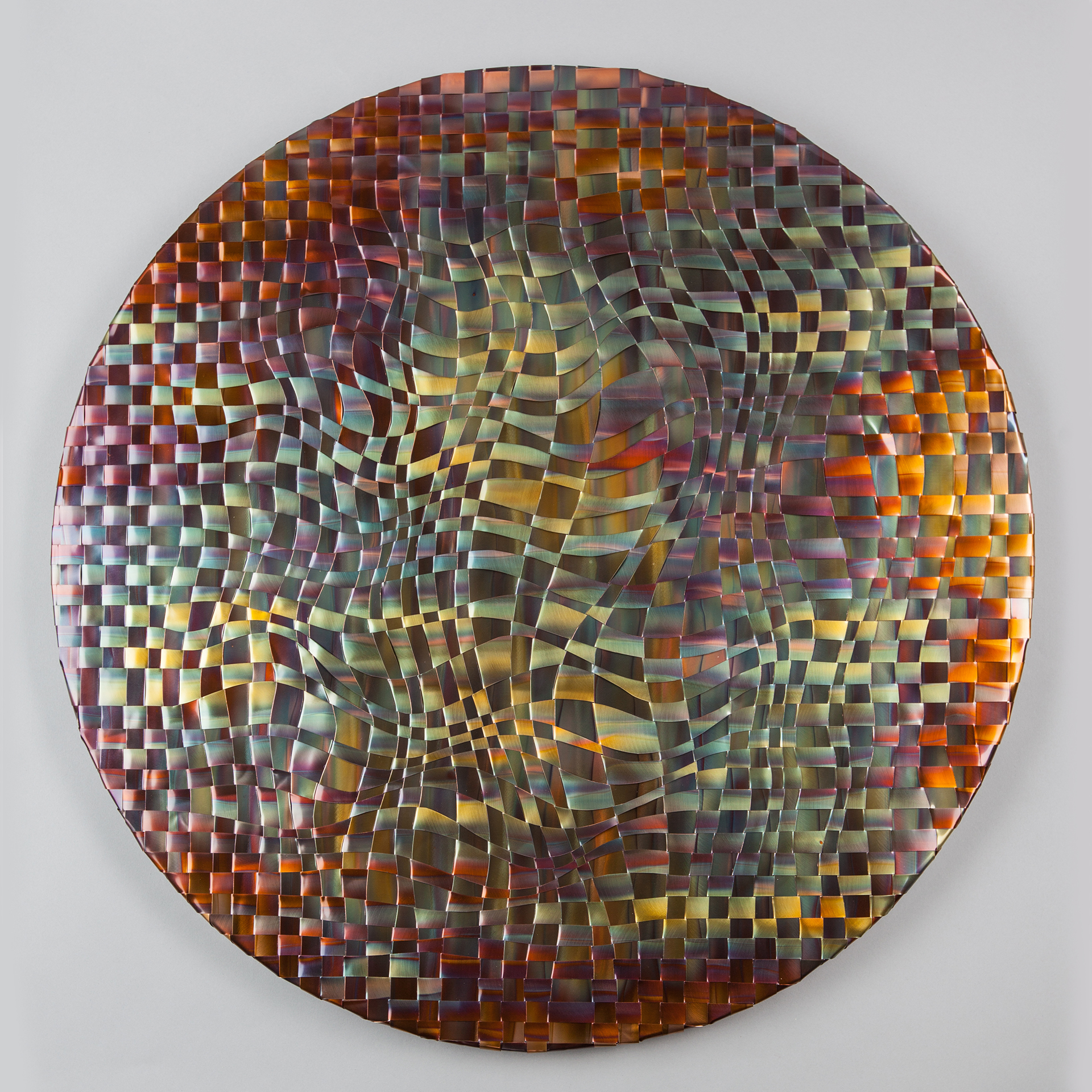 "24"" Woven Circle SOLD  2019"