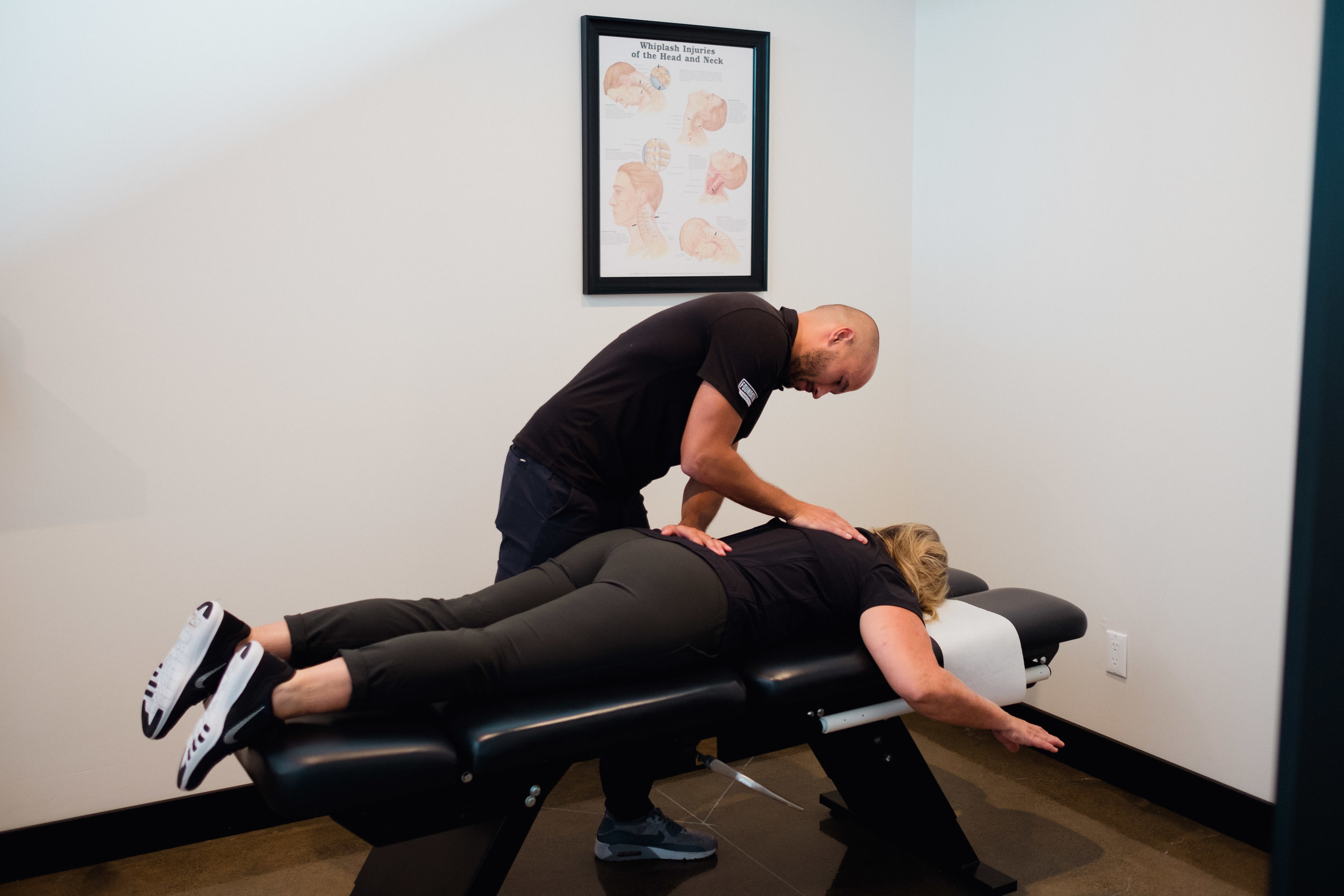Chiropractic adjustments in our office are safe, gentle and effective.