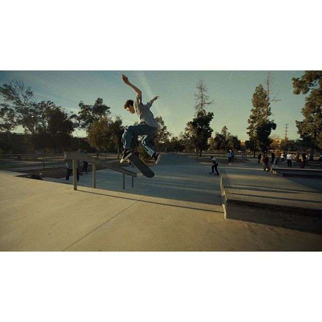 New film for @redbull - LA Skate + Music . Director @van_alpert  Edit @nickrondeau @arcade DP @jordanritz_dp  Score  @calvinmarkus  Producer @anthony_cabaero @roscoproduction @milkdgtl