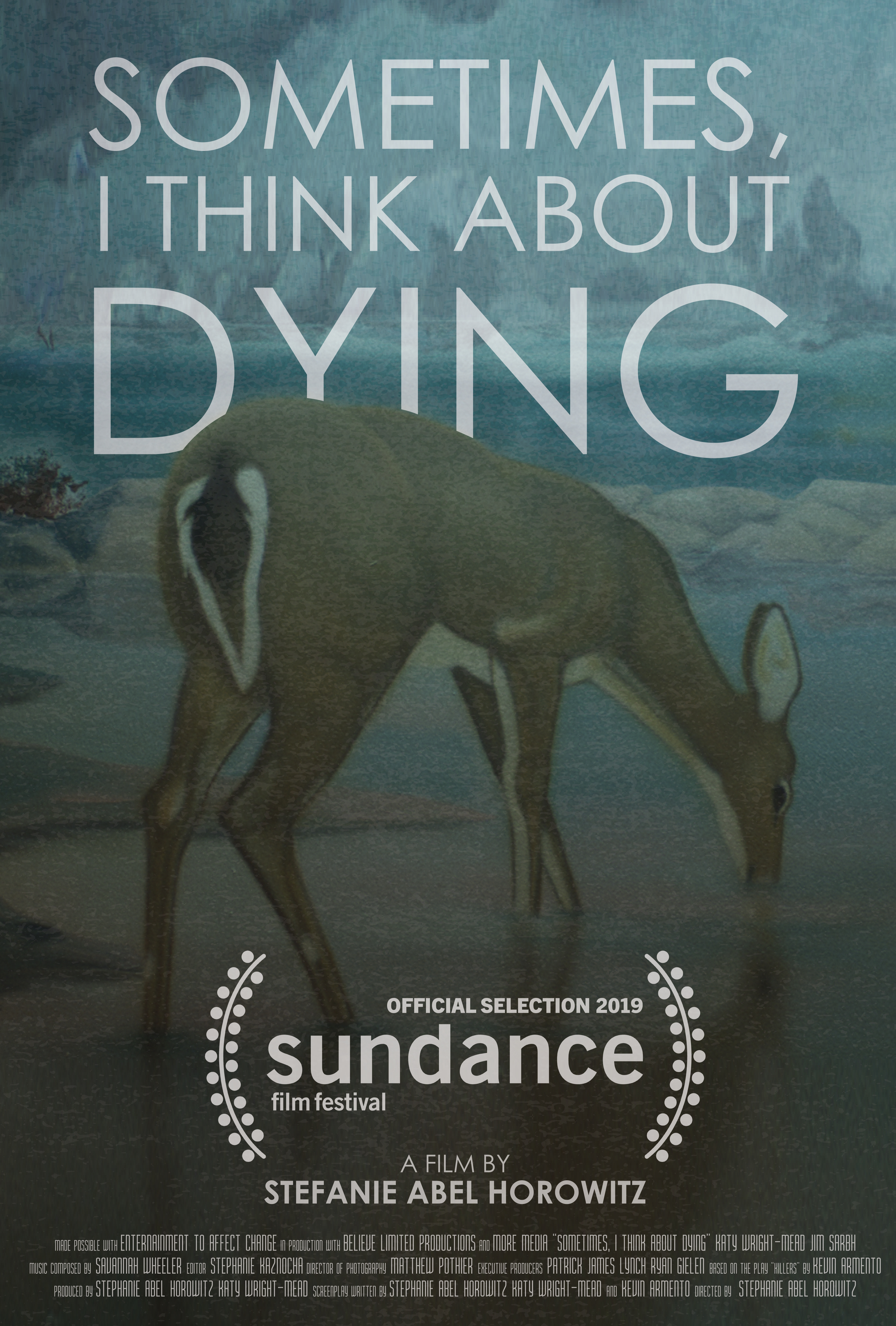 Sundance   |   Sometimes, I Think About Dying