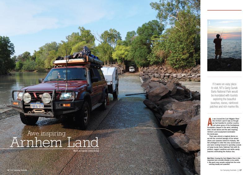 Awe Inspiring Arnhemland