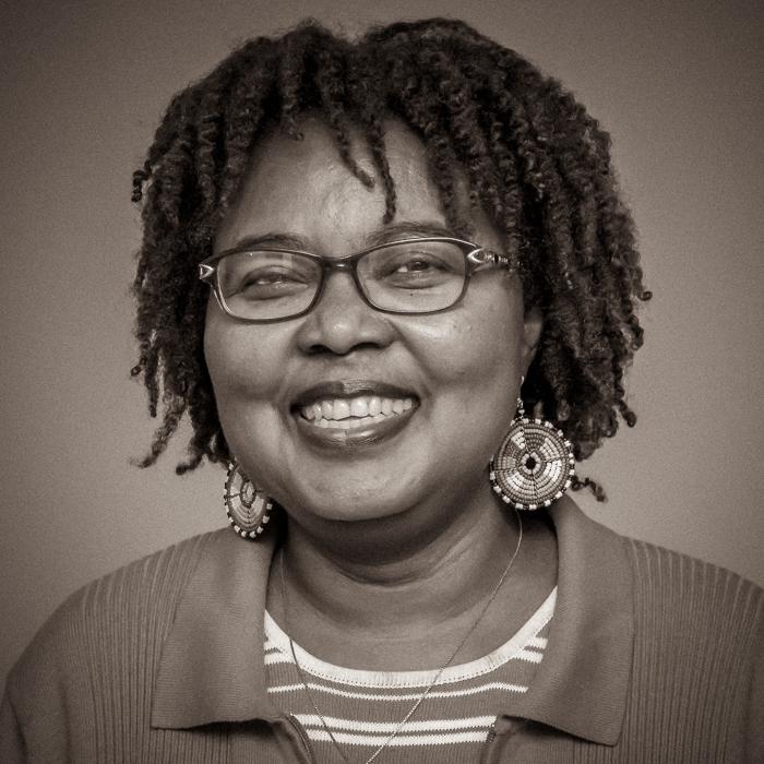 Monica H. Ashery, African Community Liason