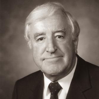 Gerald Schaefer, Emeritus Director & Fundraising Chairman