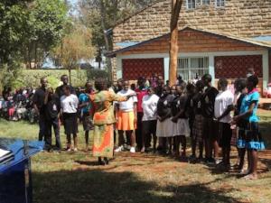 Harambee Kids Choir