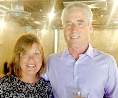 Mark and Pauline Kemp