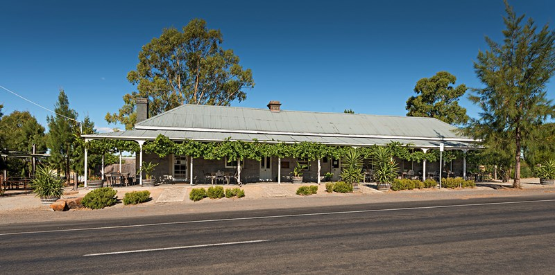 The Redesdale Hotel