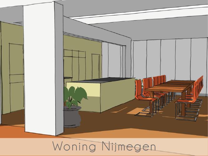 Woning Nijmegen