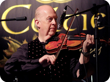 Manus McGuire performing at Celtic Colours, Cape Breton, Nova Scotia, Canada