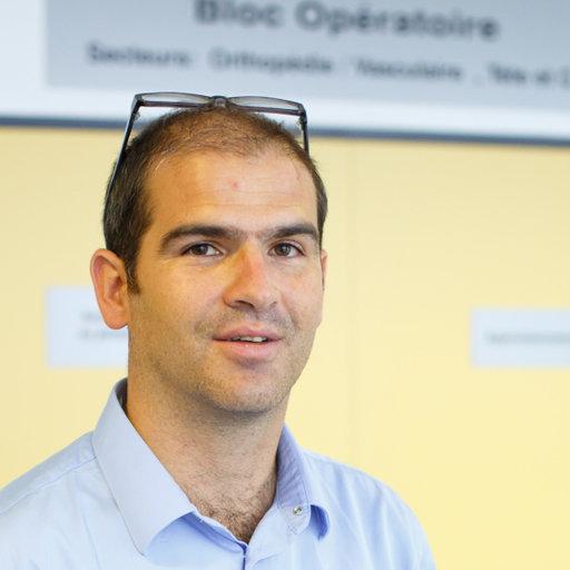Dr Olivier Mares