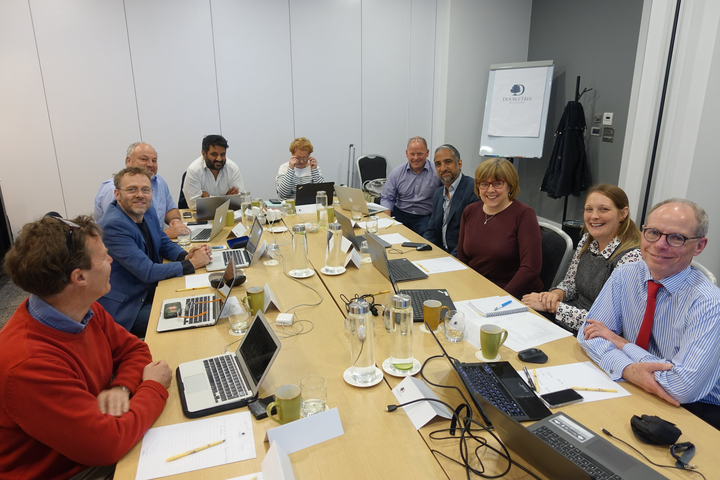 The organising committee