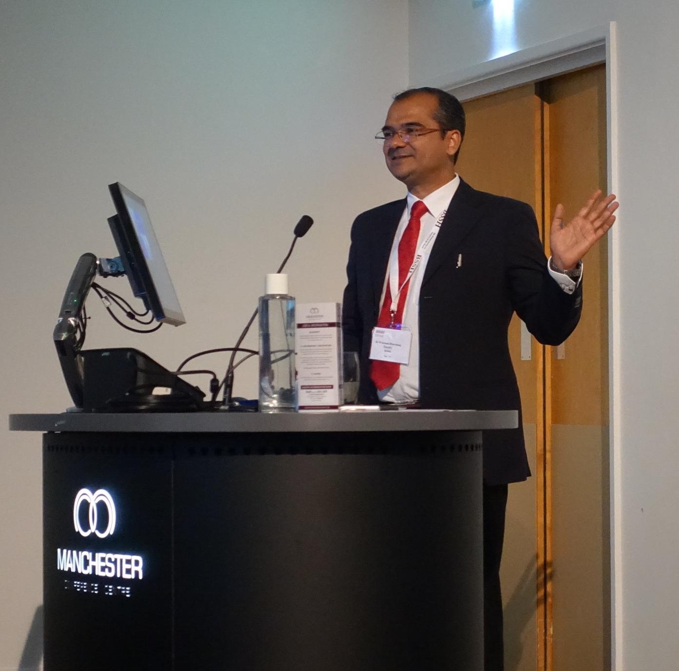 Dr Praveen Bhardwaj