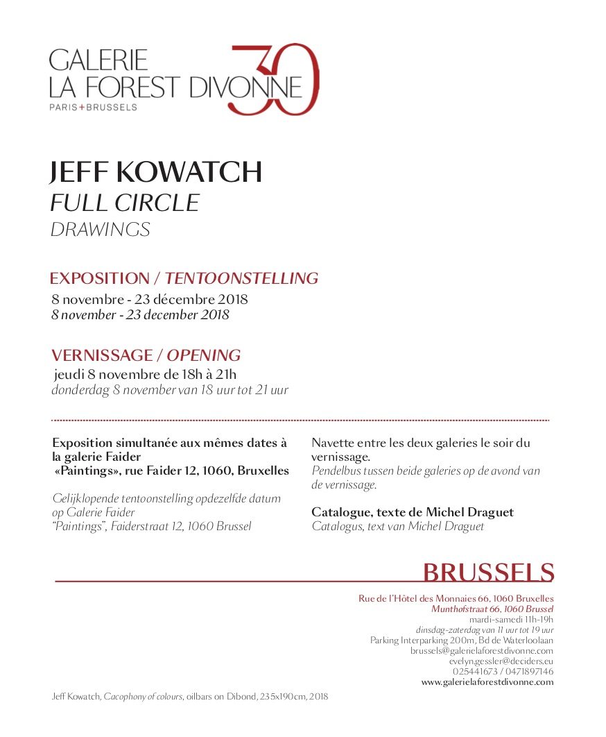 INIVITATION - JEFF KOWATCH - La  Forest Divonne.jpg