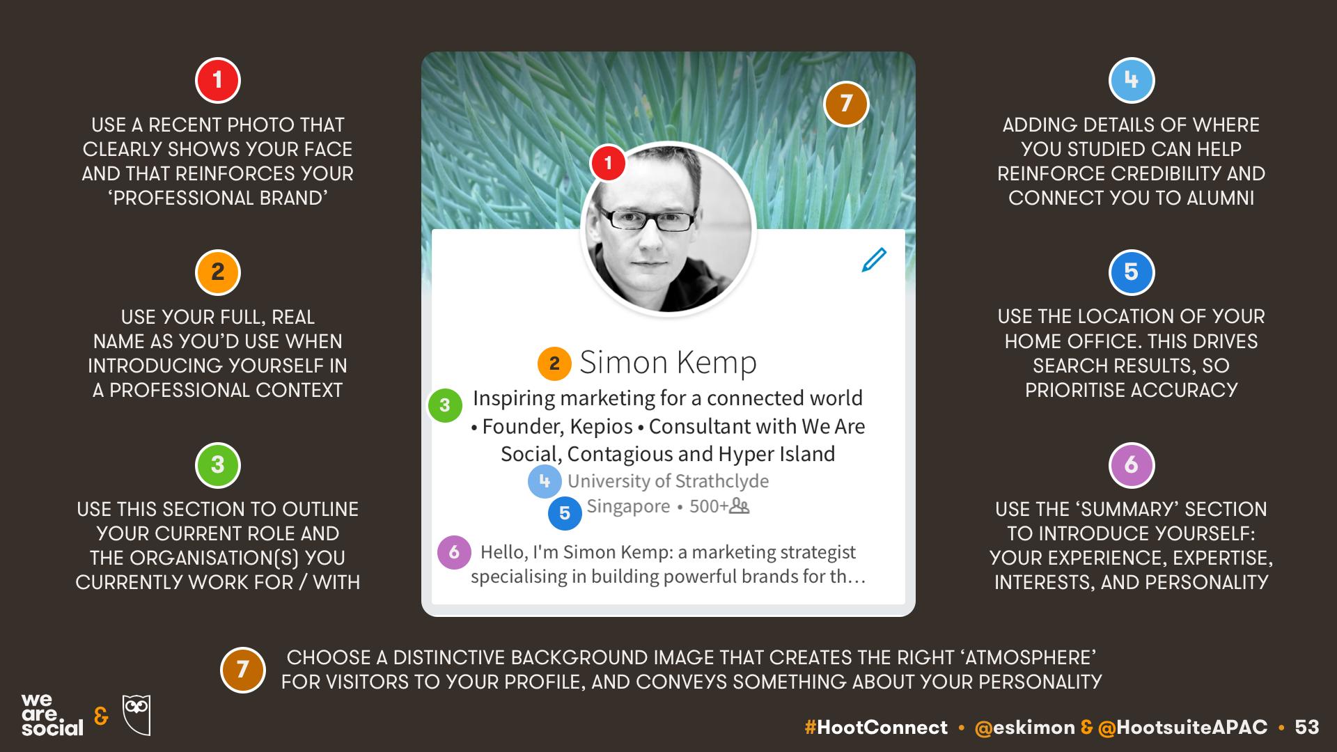 KEPIOS: MAKE THE BEST FIRST IMPRESSION ON LINKEDIN