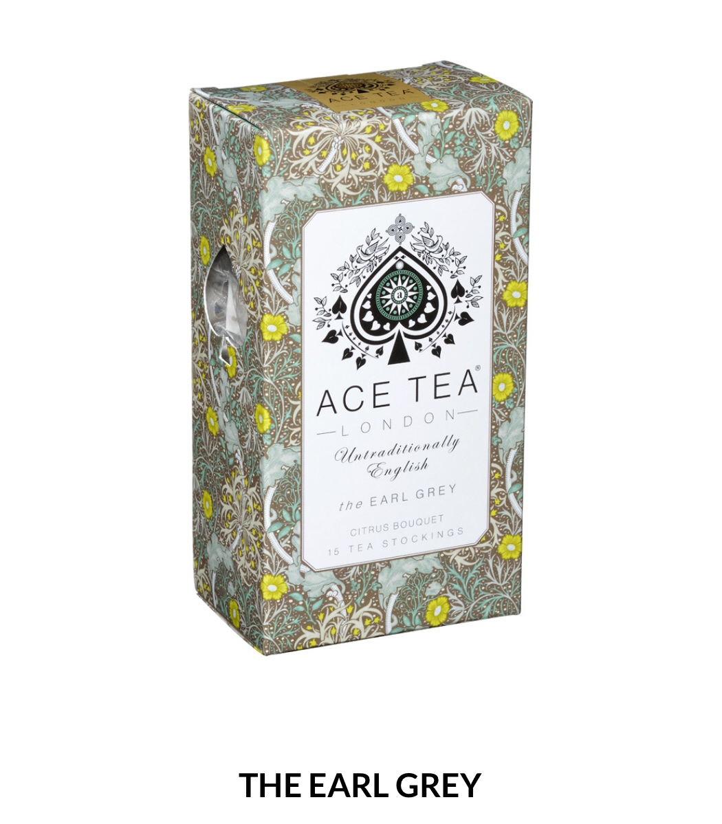 A Vibrant and punchy Earl Grey that is generously citrusy and bursting with bergamot. A full-bodied taste experience.  15 Tea Stockings- 37.5g  $8