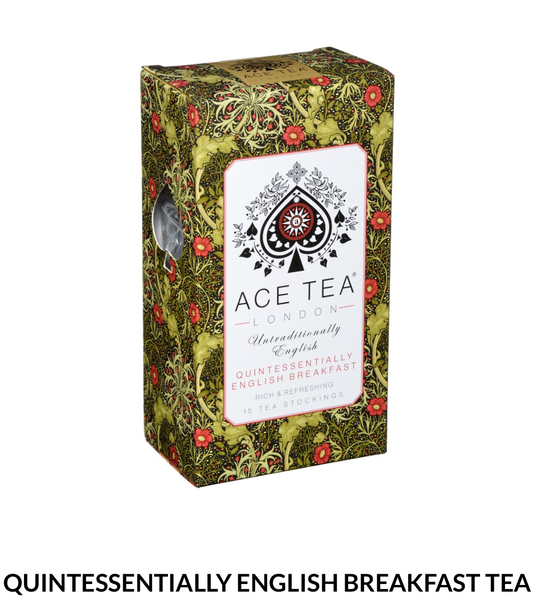 A rich, peppery and robust flavour that leaves a satisfying richness on the palate. Powerfully refreshing.  15 Tea Stockings- 52.5g  $8