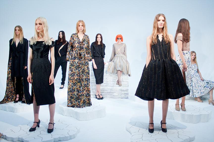 JONATHAN COHEN STUDIO</a><strong>New York Fashion Week SS16</strong>