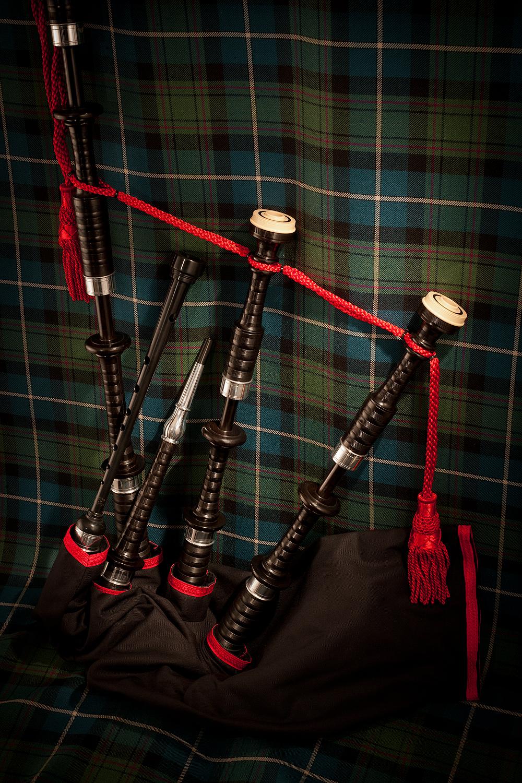MacRae SL1 Bagpipe