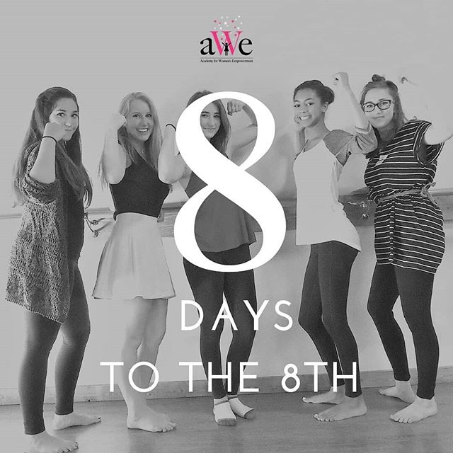 Let's start the countdown for ⏰ this #March8th ! 🙌💜 8 Days for the 8th !!! Have you checked out our IWD treat? Get ideas on how to celebrate, events to join and cool links for some inspo! 😍 . . . ✌ #iwd2019 #internationalwomensday #girlpower #womenempowerment #balanceforbetter #events #feminist #women #art #empowerment #feminism #minneapolis #march8th #womeninbusiness #celebratingwomen #8days #girlgang
