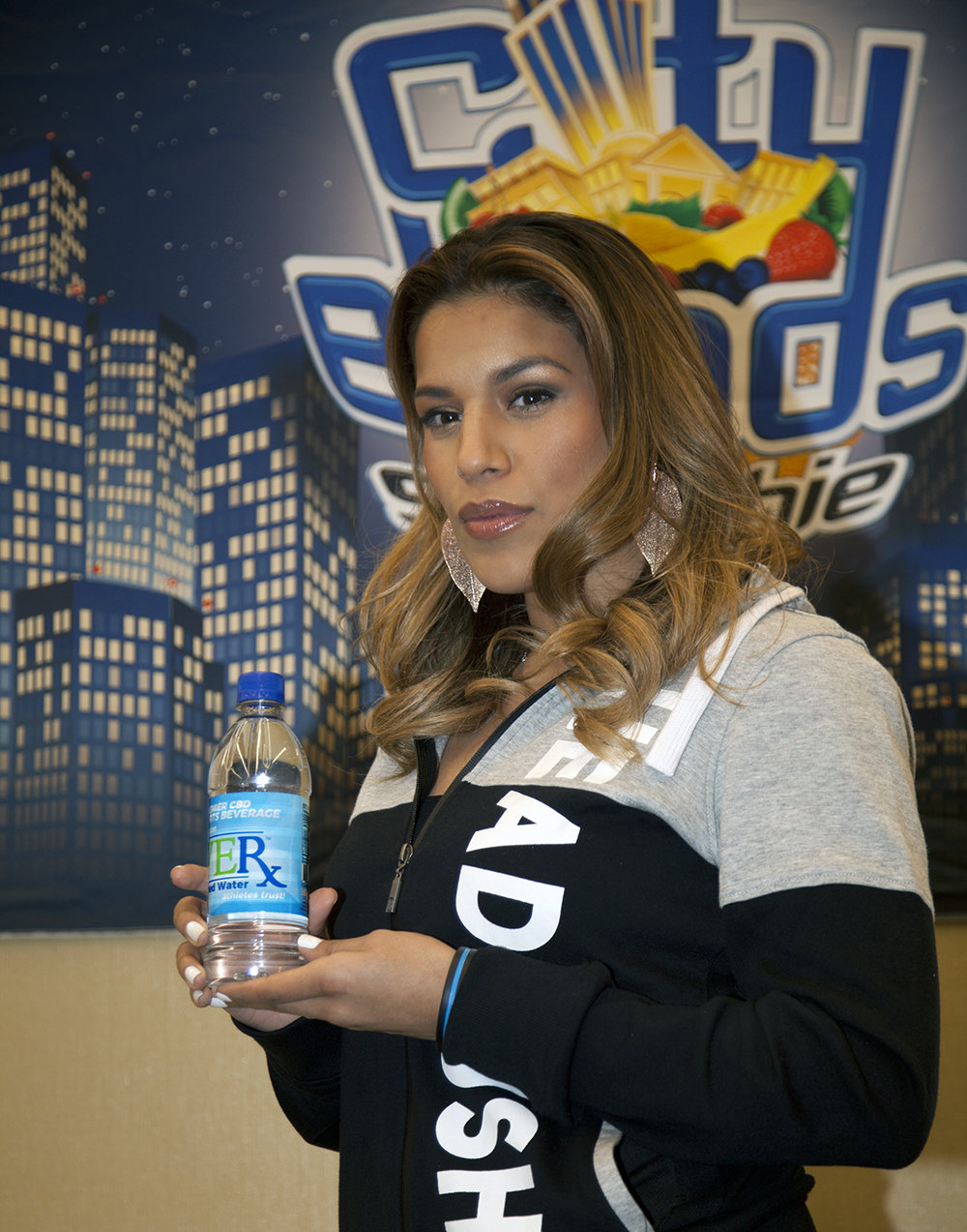 UFC #3 Ranked Women's Bantam Weight EVERx Spokesperson Juliana Pena