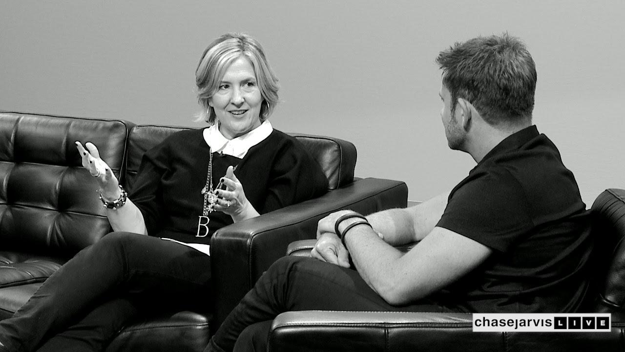 CLICK (1 min clip) Brene Brown talks about failure.