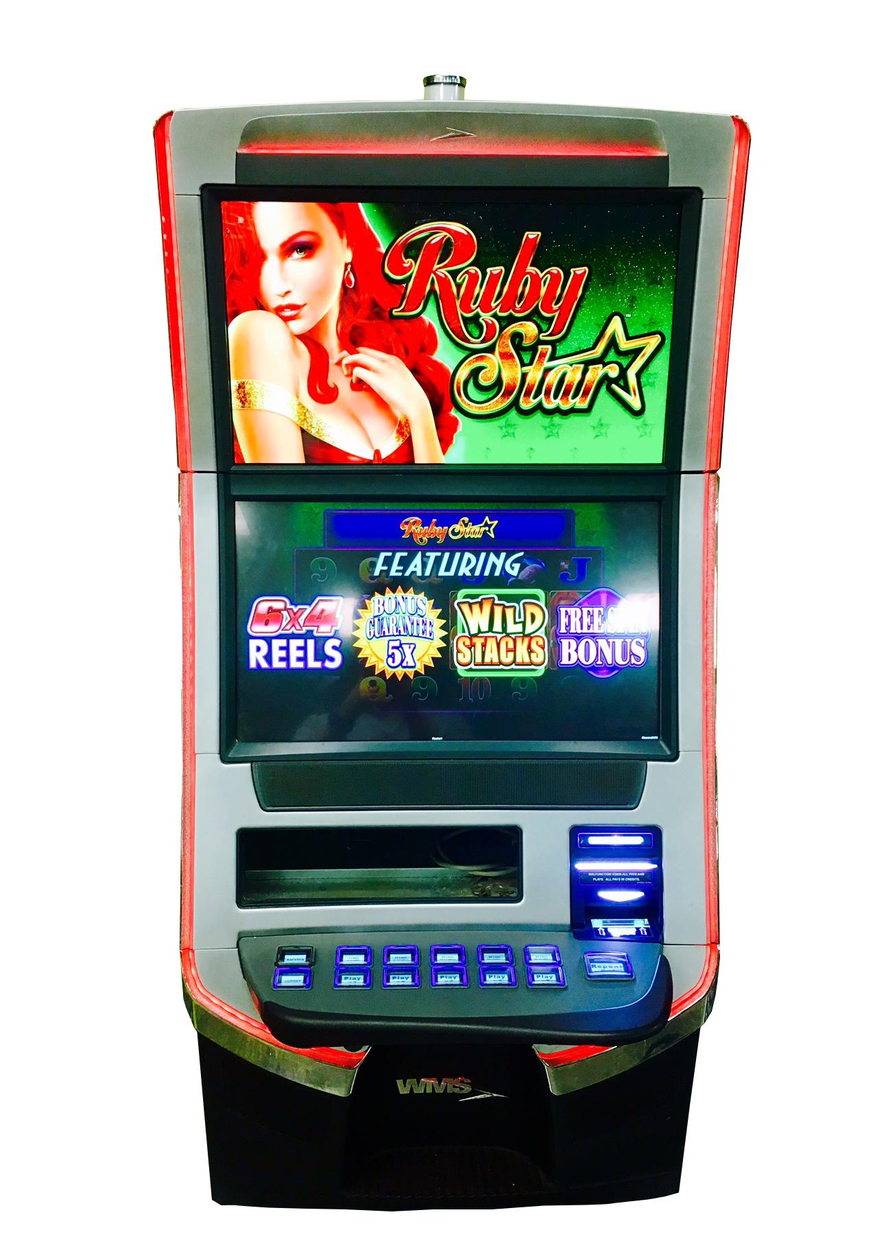 Online Wms Slot Machines
