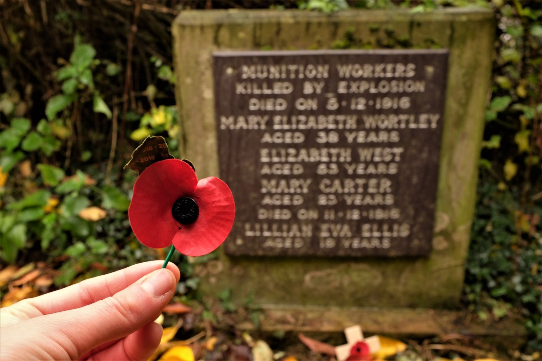 WWI Reflections: War Memorials, Cemeteries, and Digital Archives - Writing