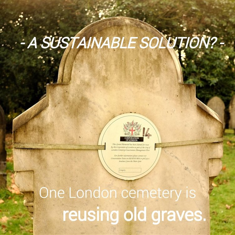 London Cemetery Solution Katie Thornton Death in the Digital Age Fulbright National Geographic Storytelling Podcast