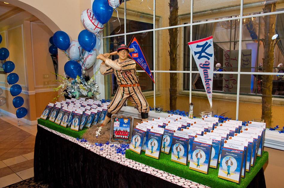 Barmitzvah Decorations