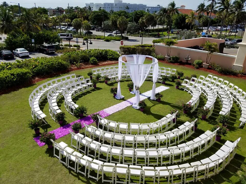 West Palm Beach Florist - Lake Worth Casino