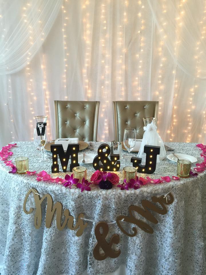 West Palm Beach wedding Florist