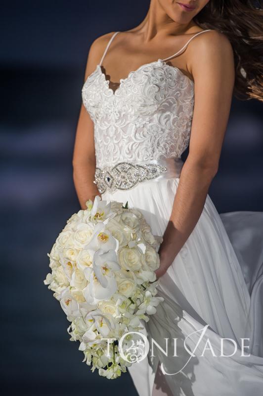 Palm beach county Florist - Bridal Bouquet