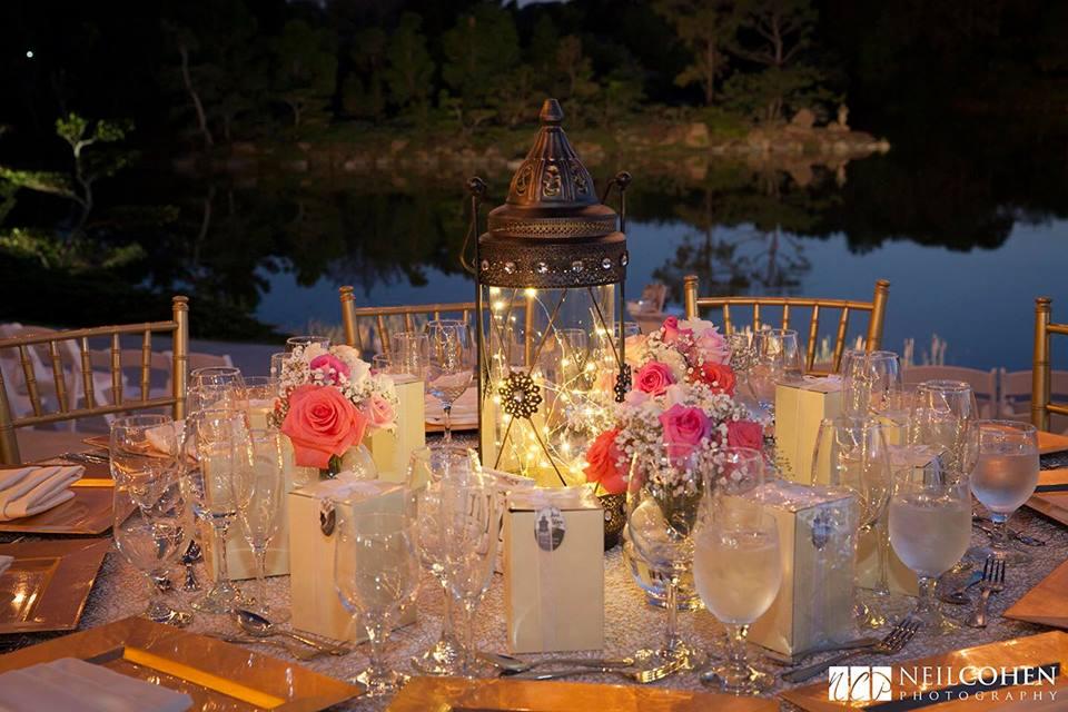 Morkami Japense Gardens Wedding