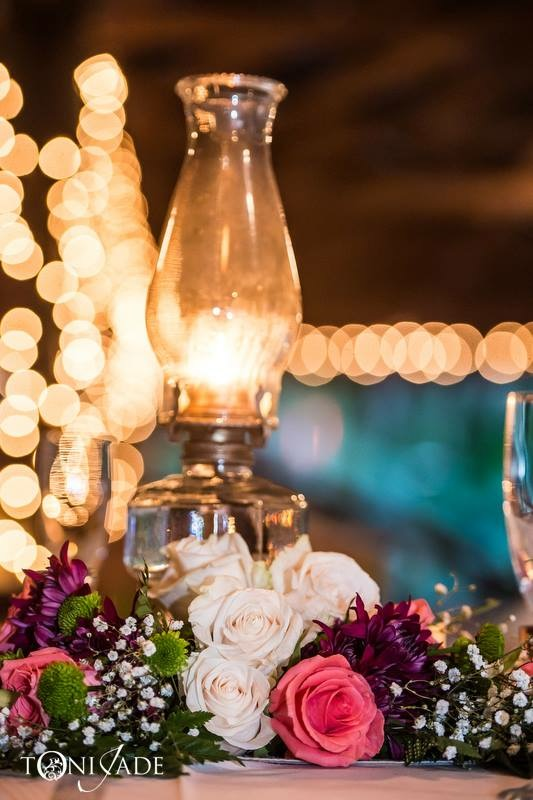 Palm beach county rustic wedding florist