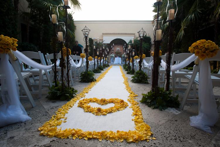 Benvenutos Restaurant Wedding