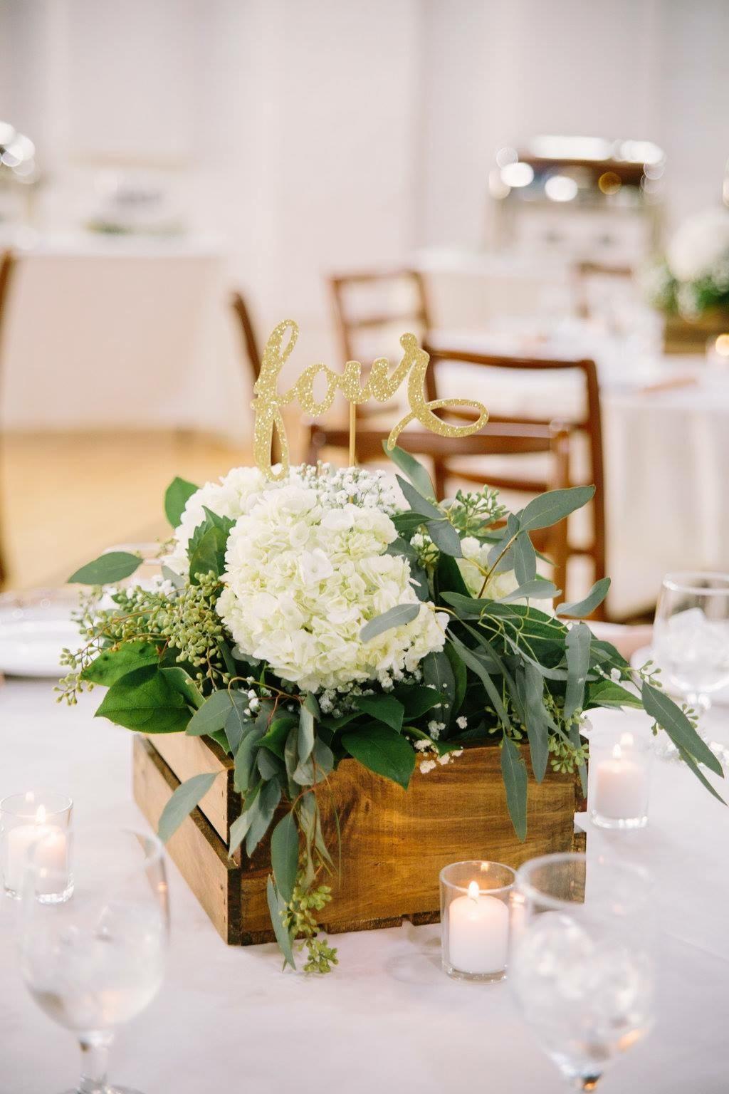 Palm beach county florist - Rustic Wedding