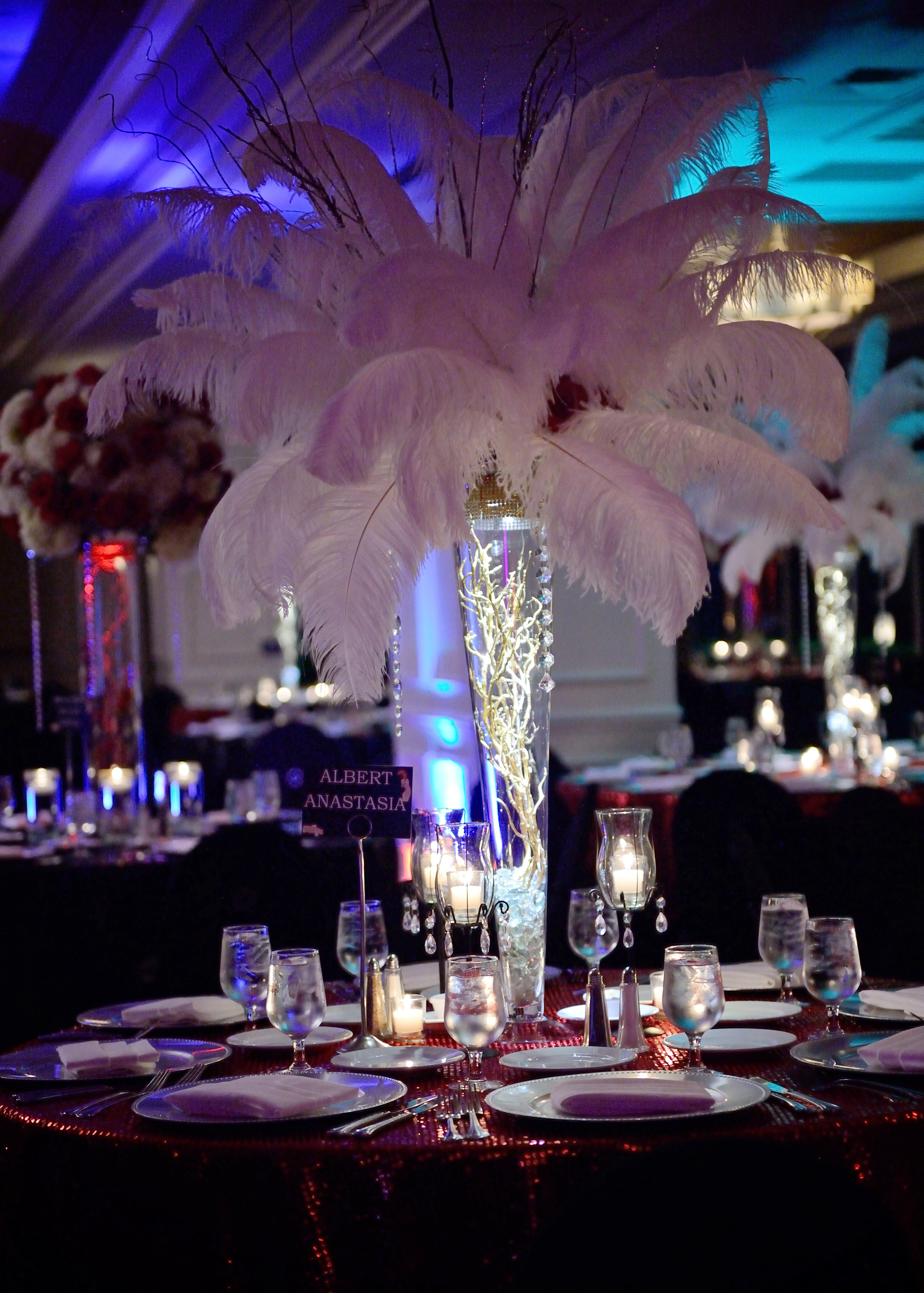 Palm Beach County Mitzvah, BarMitvah, BatMitzvah, Sweet 16, Quince , Corporate Event Flowers