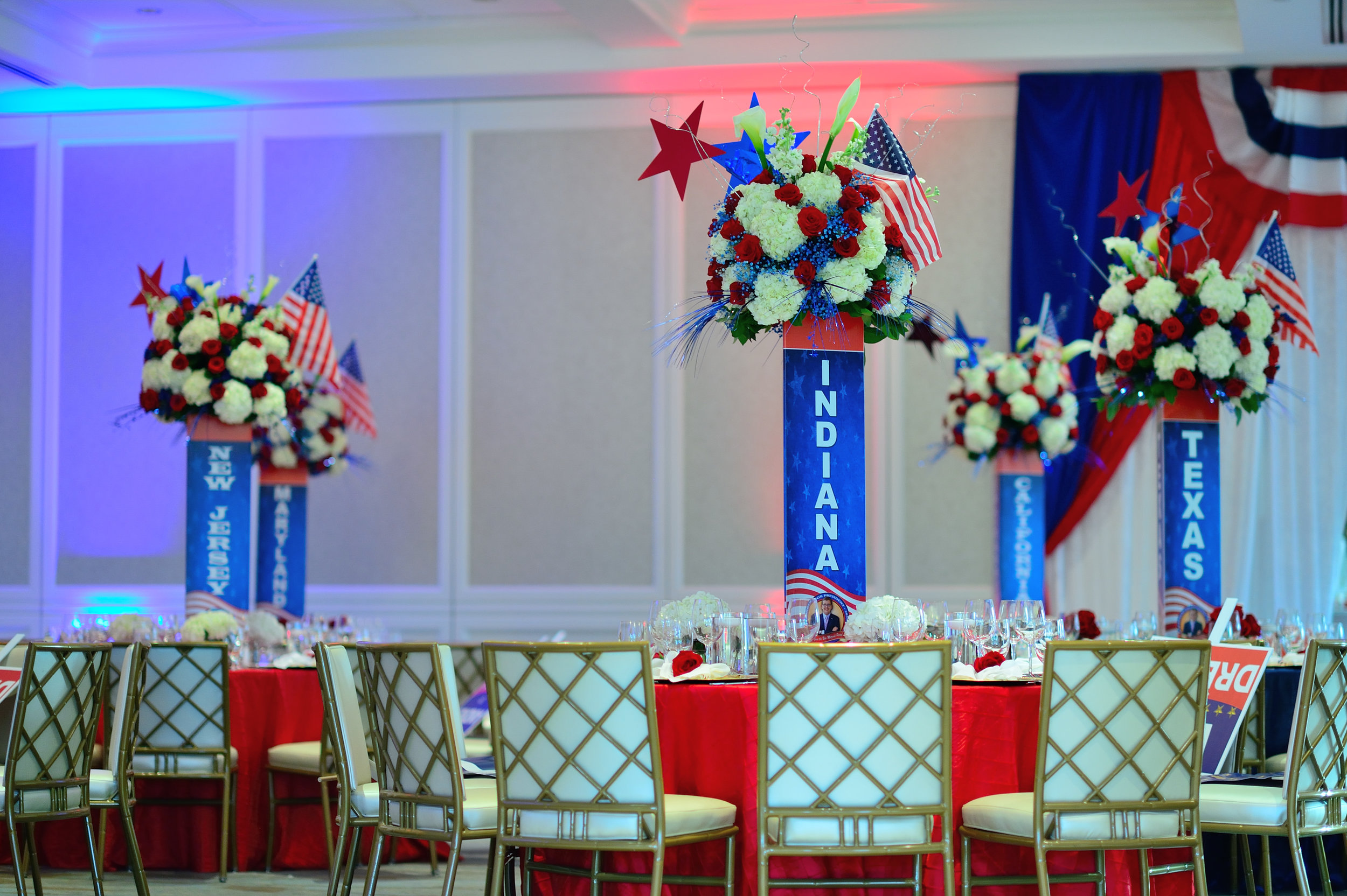 Palm beach county event florist