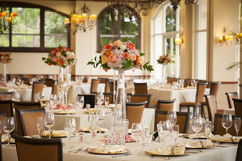 Abacoa Golf Club Wedding Florist
