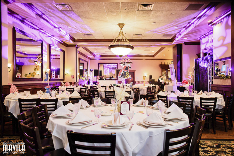 Maggianos Palm Beach county Wedding Florist