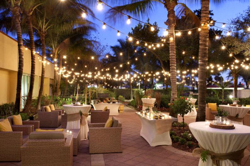 West Palm Beach Marriott Wedding Florist