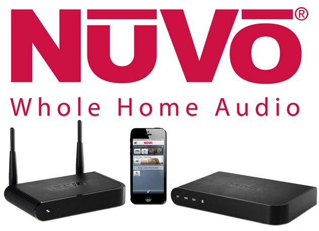 NUVO Whole House Audio
